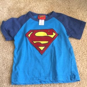Superman 2T shirt